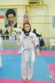 سمیه تکمار مدال طلا رقابتهای انتخابی تیم ملی بانوان را کسب کرد